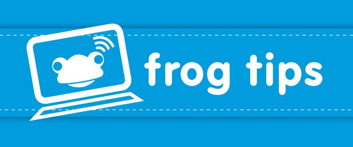 URL Baru Frog VLE