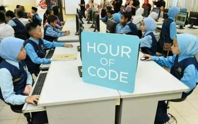 Hour of Code Kini Sudah Kembali
