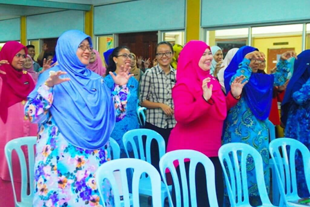 Bengkel Outreach SSQS Daerah Petaling