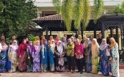 Bengkel Cybersafe untuk Pembantu Tadbir PKG dan BTPN Selangor