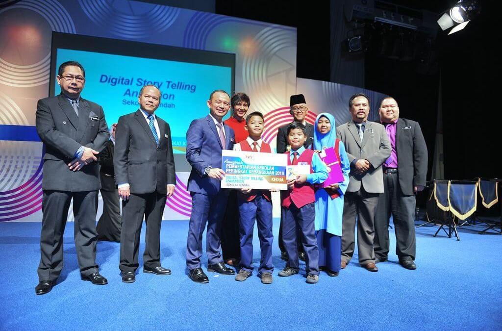 Keputusan Anugerah Pembestarian Sekolah 2018 Kebangsaan