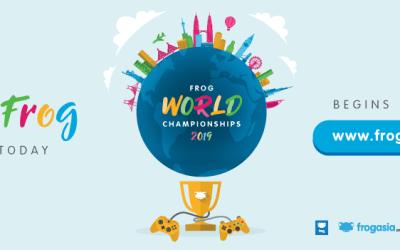 Pertandingan Frog World Championship 2019