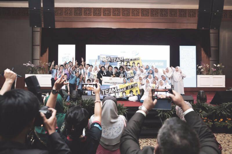 Tahniah Yang Menyertai Pertandingan CAKNA dan NICTSeD 2019