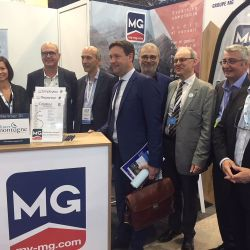 Visite inauguration des stands