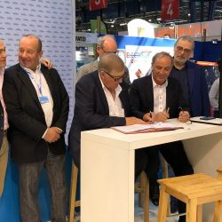 Signature reconduction de « La Trace »