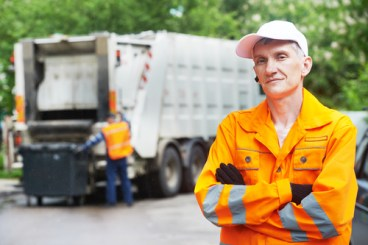 waste management businesses
