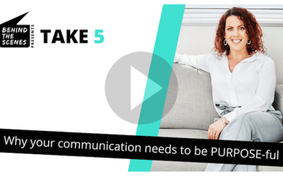Why leadership communication needs to be purposeful