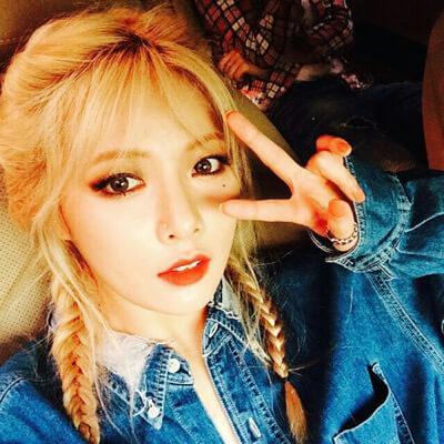 【K-POPソロ歌手】デビュー日❤︎プロフィール❤︎ Hyuna(ヒョナ)