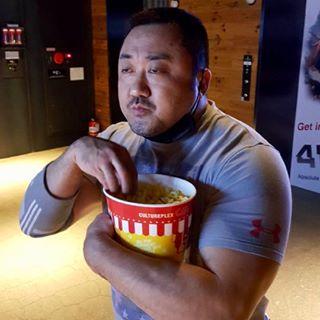 Ma Dong Seok(マ・ドンソク) Instagram