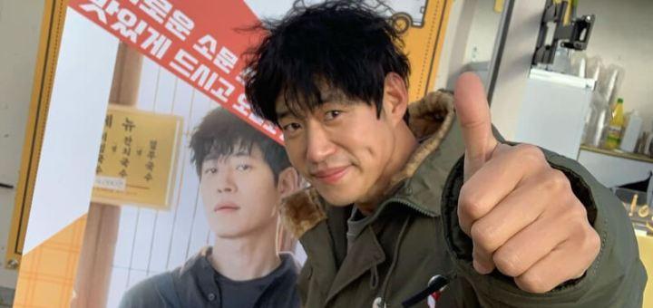 Yoo Jun Sang(ユ・ジュンサン)のプロフィール❤︎SNS【韓国俳優】