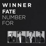 WINNER Fate Number For (Japanese Ver.)