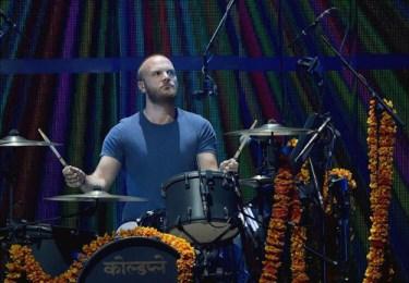 Coldplay(コールドプレイ)ウィル・チャンピオン (Will Champion)