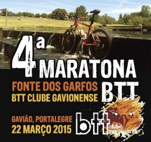 4ª Maratona Btt Clube Gavionense