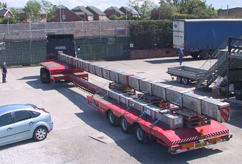 Sealand Boat Deliveries