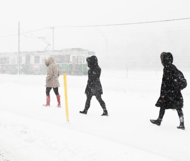 Surviving Boston Weather