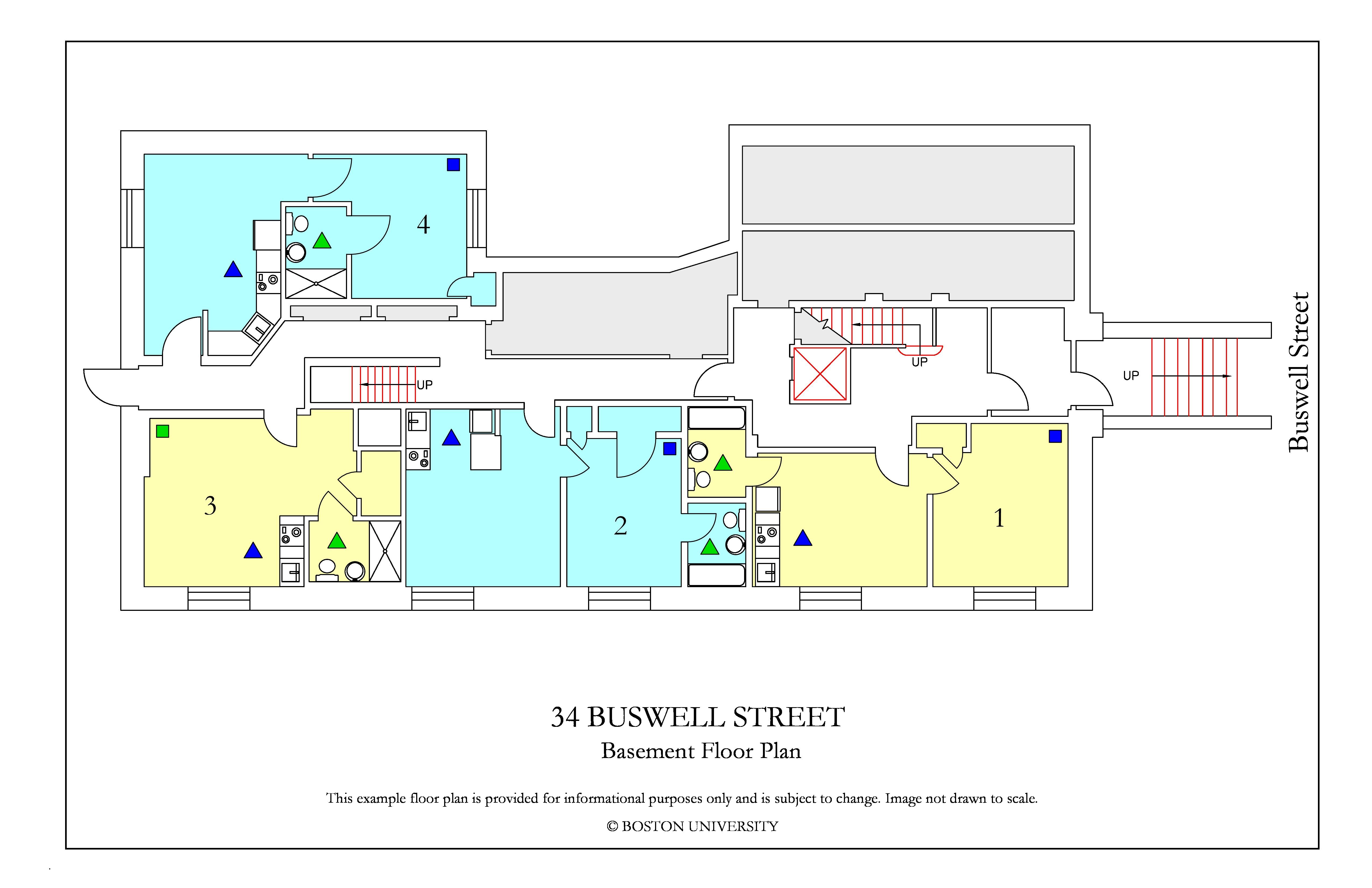 34 Buswell Street Housing