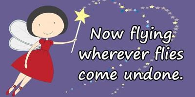 The motto of the BU Condom Fairy.