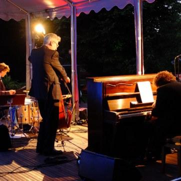 Martin Sasse Trio, 16.08.2013