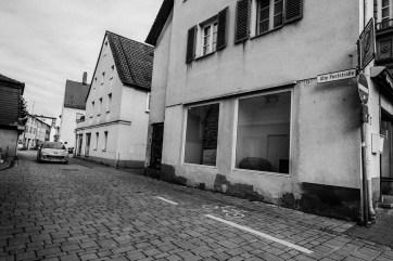 Alte Poststraße, Ansbach