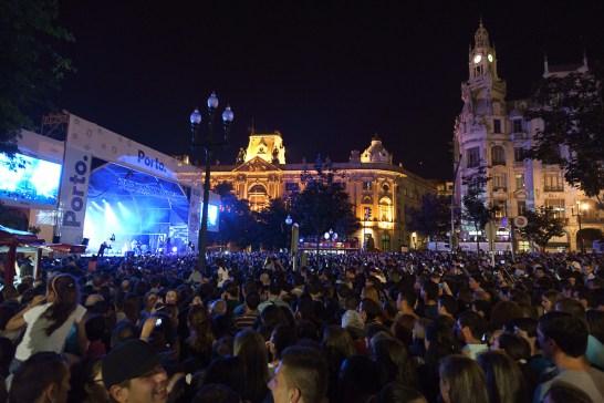 D.A.M.A live, Porto