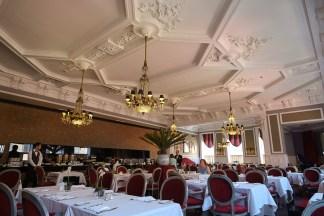 Restaurante D. Pedro II - Grande Hotel do Porto
