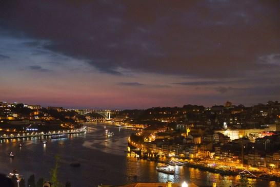 Abendstimmung, Porto