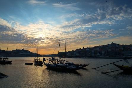 Rio Duero, Porto