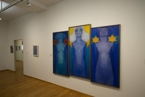 Mondrian im Gemeentemuseum, Den Haag