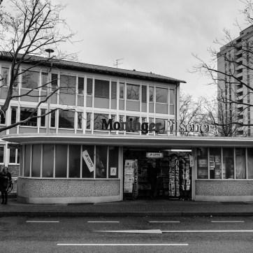 Kiosk, Karlsruhe Mühlburg