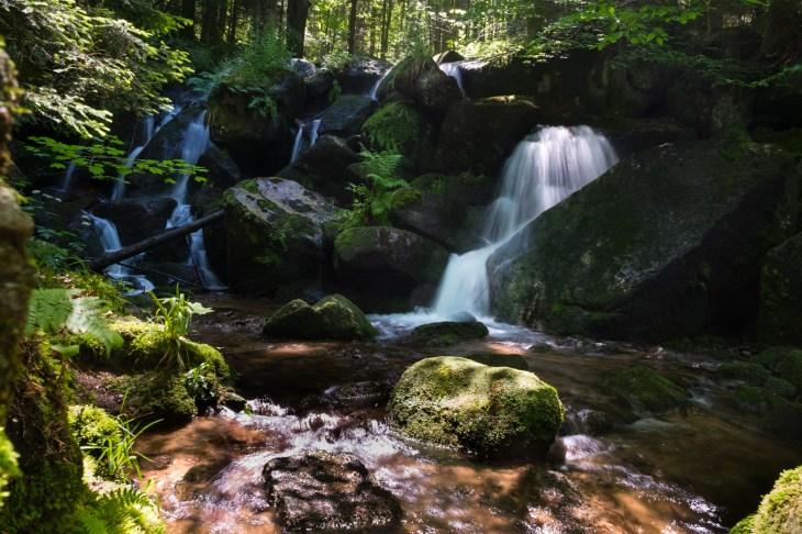 Gertelbach-Wasserfälle