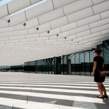 EDP Headquarters / Architekt: Aires Mateus Av. 24 de Julho, Lisboa, Portugal