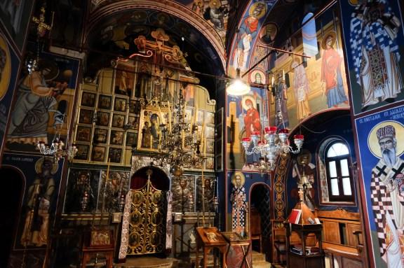 Kloster Krka, Krka Nationalpark