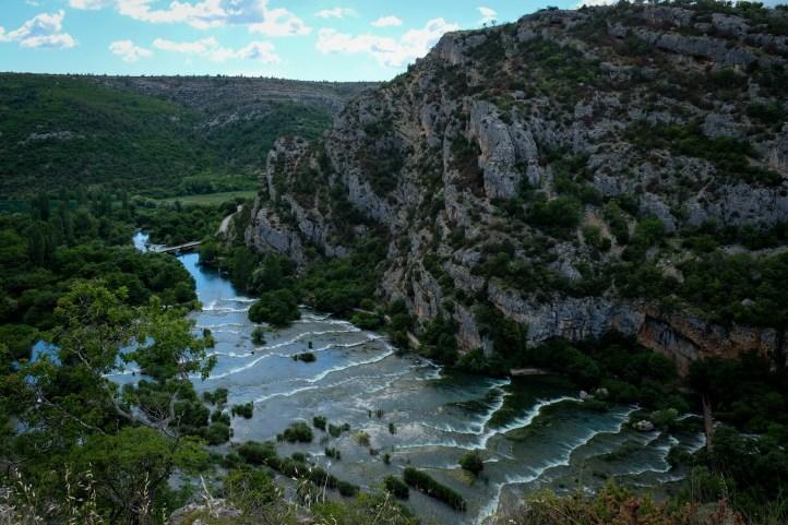 Roski slap, Krka Nationalpark