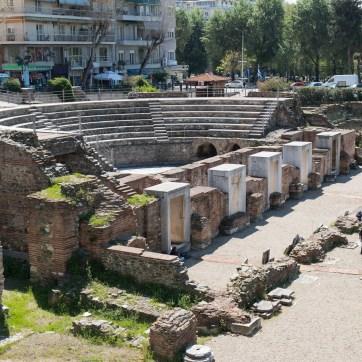 Ausgrabungen, Thessaloniki