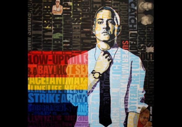 Eminem (Borbay 2011)