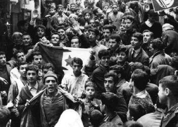 independência da argelia