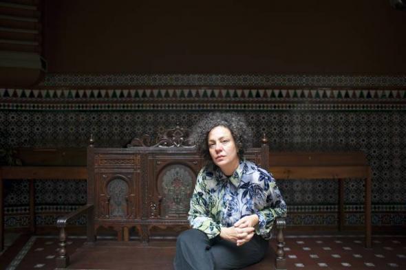 'A vida de Alzira é esse mosaico de referências que vai sendo montado nos seus 80 anos, expressando-o através do pensamento académico e através da arte'