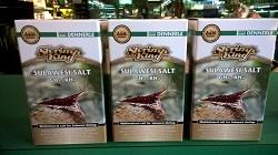 shrimpking sulawesi salt