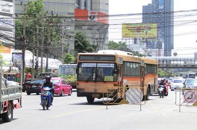 タイ王国のローカルバス