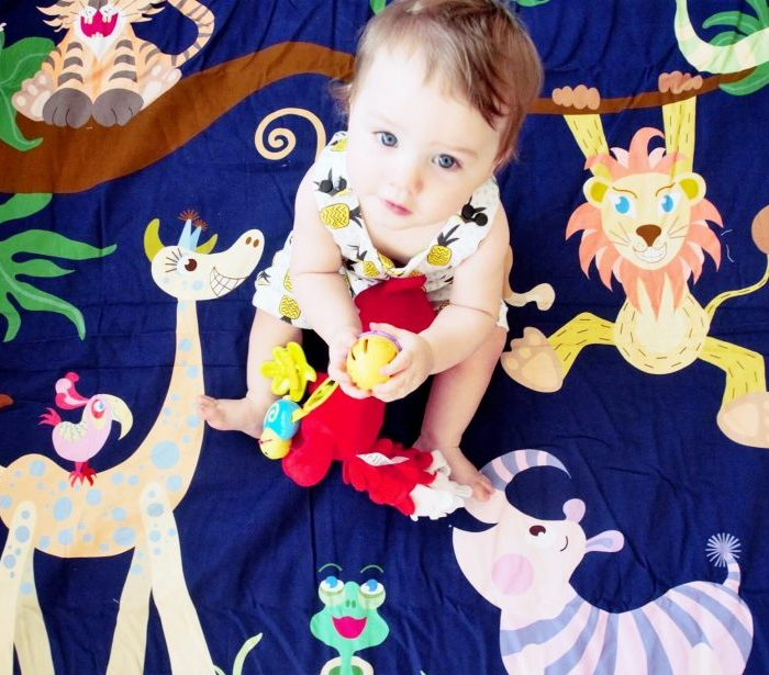 Jungle Fever Play Mat
