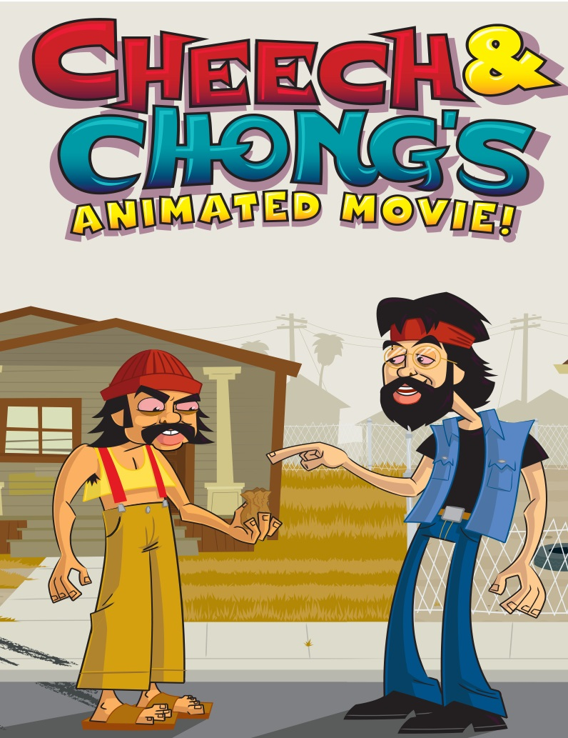 Cheech And Chong - Cheech And Chongs Animated Movie