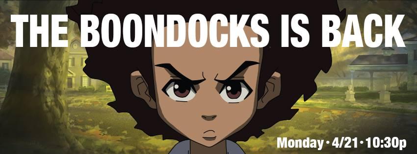 boondocks season 4 download
