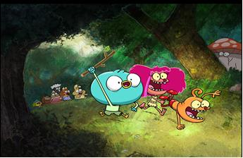 Harvey-Beaks