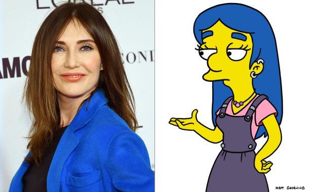 Simpsons Van Houten