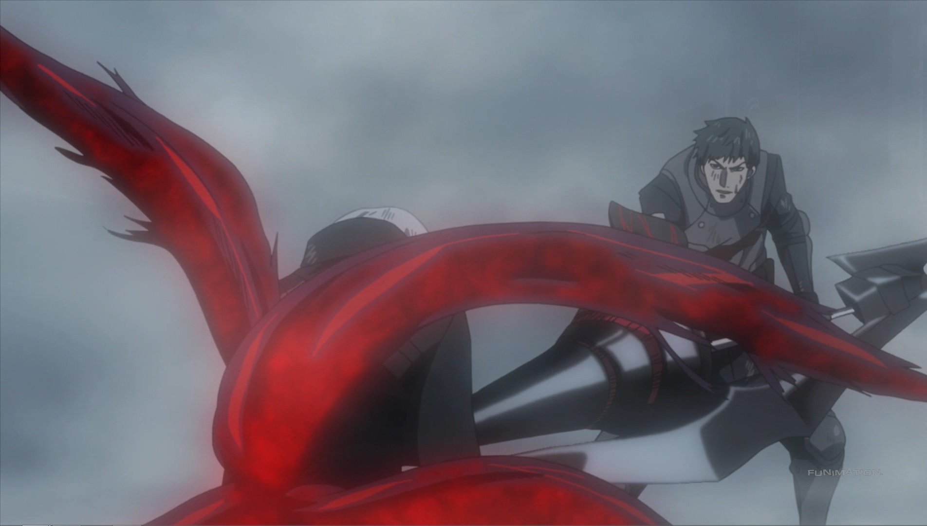Review: Tokyo Ghoul √A