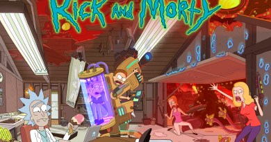 "Home Release News: ""Rick and Morty"" ; ""Scoobynatural"""