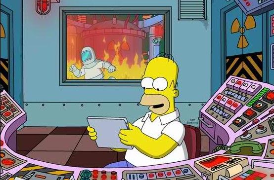 U.K. Nuclear Power Plant Guards Compared to Homer Simpson ...