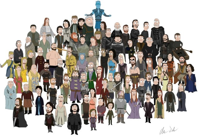 Bob of Thrones 1