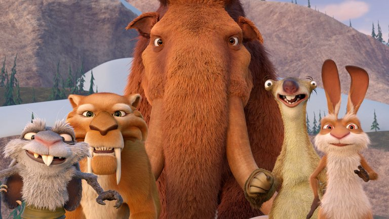 fox announces ice age  the great egg