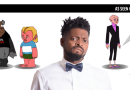 PRESS RELEASE: Basketmouth, Nigeria and Africa's top comedian joins My Child: Teenage Mutant Azanians as they shoot for the stars.